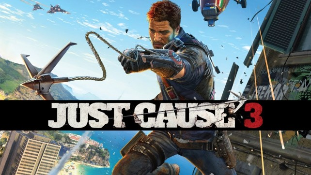 NOT QUITE A PODCAST - JUST CAUSE 3