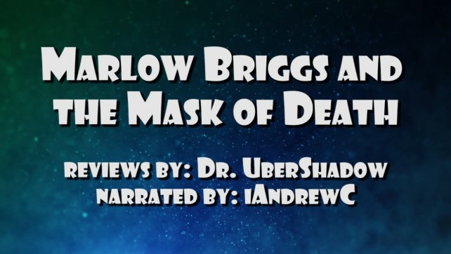 Marlow Briggs and the Mask of Death - Quick Review