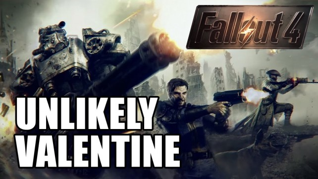 UNLIKELY VALENTINE - FALLOUT 4 EP13